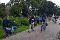 28 juli 2017 Drentse fiets4daagse