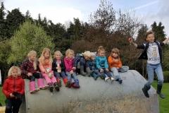 Paaseieren zoeken kids