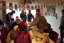 Sinterklaas knutselen 2 december 2017